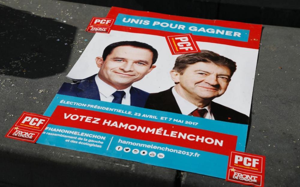 Hamon Mélenchon