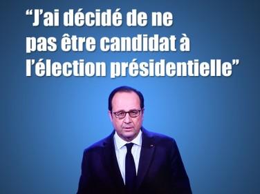Un Président battu avant l'élection.